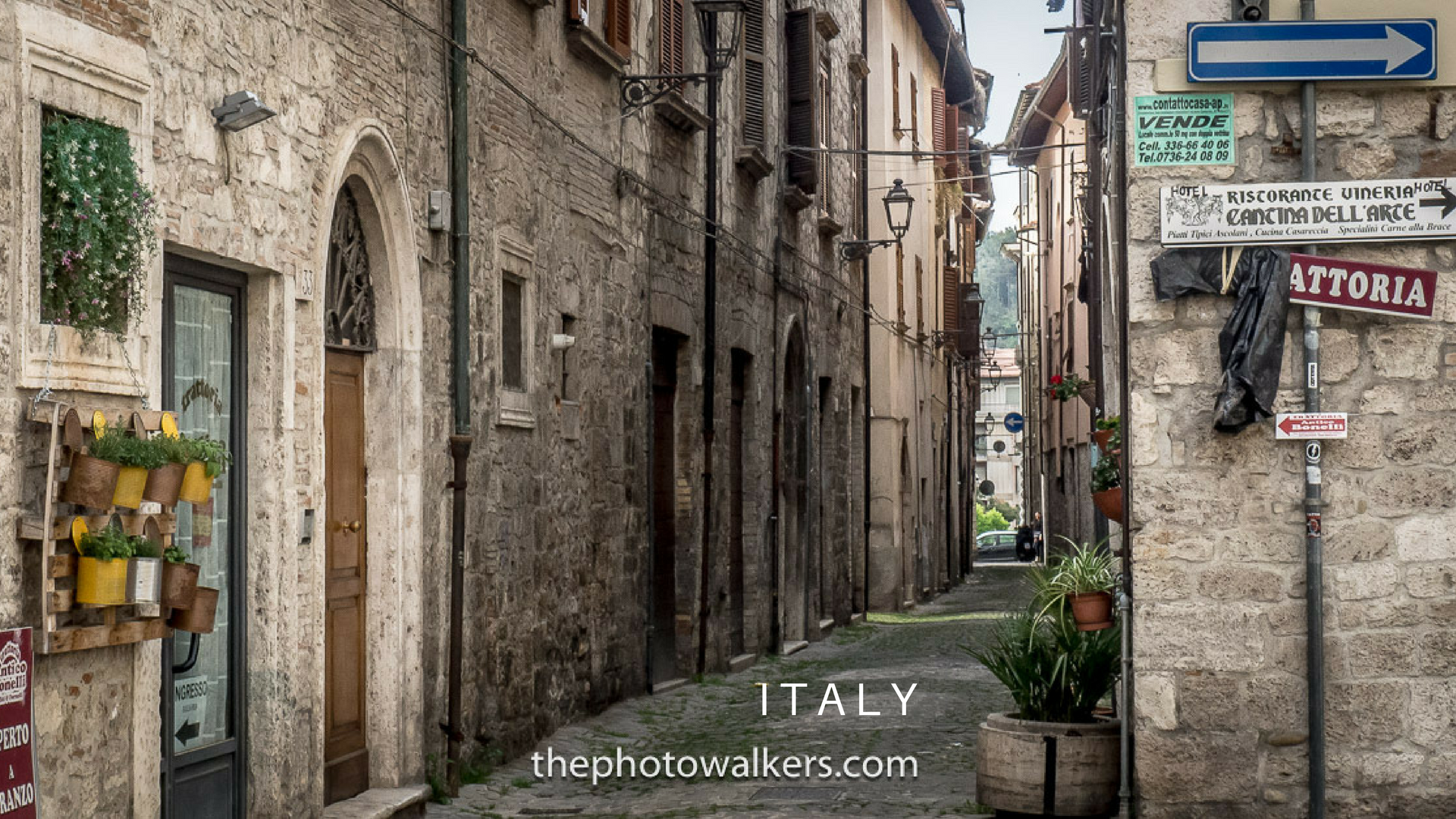 ITALY – Explore the back roads