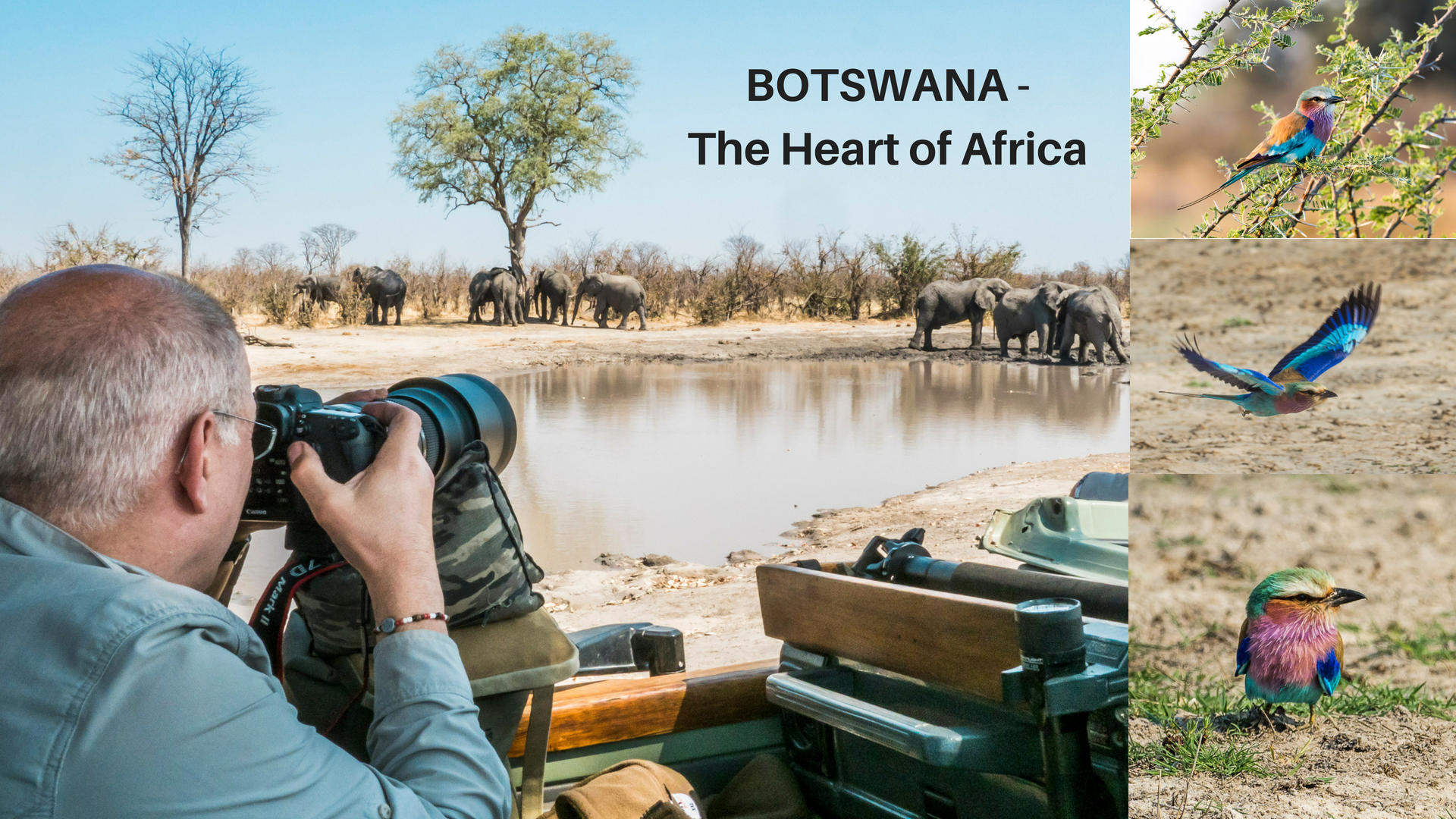 BOTSWANA 10-day Mobile Safari