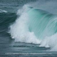 Shutter Speed Workshop - Waves at Hightide
