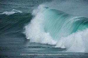 Shutter Speed Workshop - Waves at Hightide