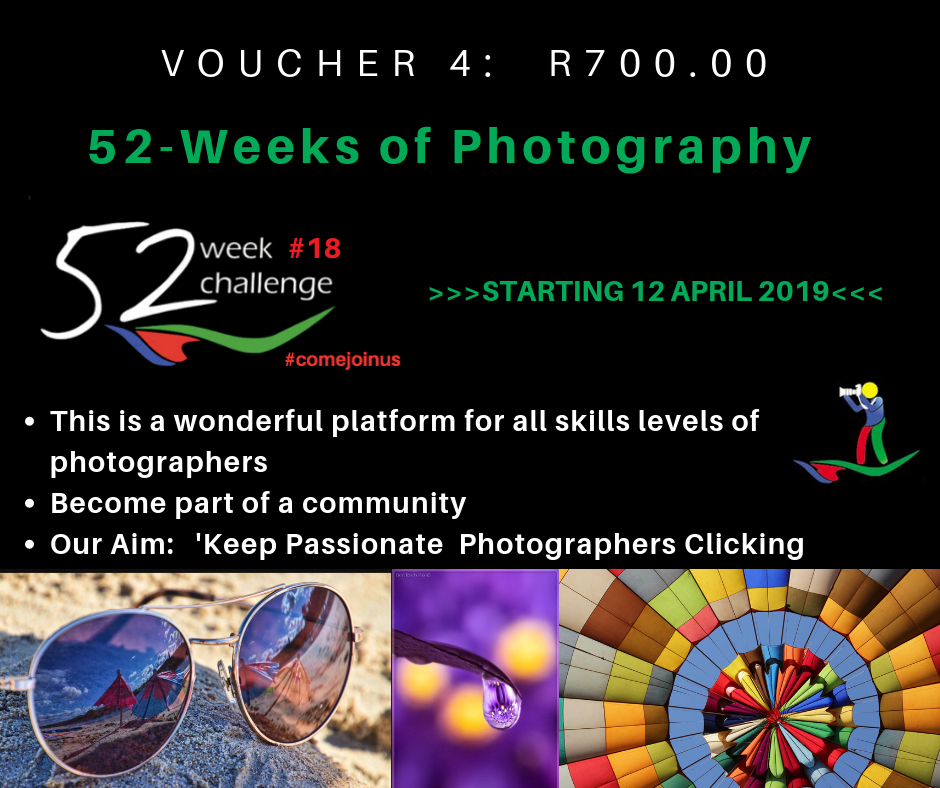 52 weeks of photography