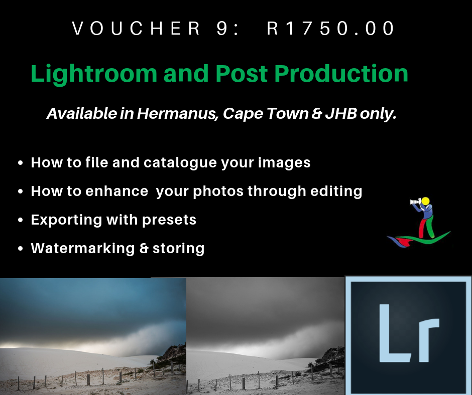 lightroom and post production