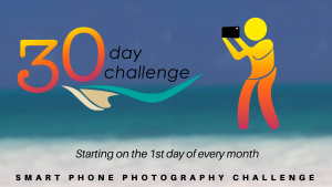 30 day cell phone challenge with thephotowalkers.com